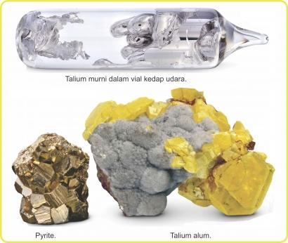 Talium dengan Penggunaan yang Agak Khusus