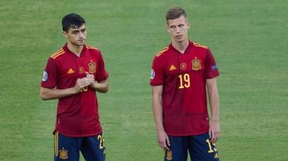 Bawa Pemain Alumni Euro 2020, Spanyol Bisa Meraih Emas Olimpiade 2020