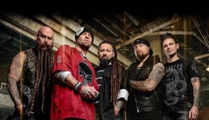 Five Finger Death Punch, Band Heavy Metal yang Dekat dengan Dunia Militer