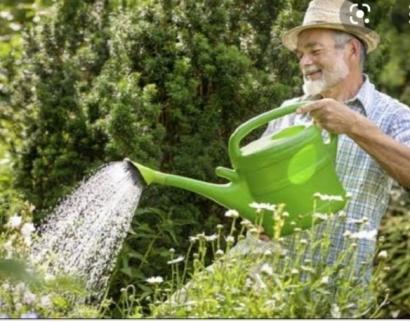 """(Pentingnya) Punya """"Me Time"""" Setelah Pensiun: Dengan Berkebun"""