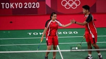 Jumpa Unggulan 1 di Perempat Final, Praveen/Melati Diminta Tampil Habis-habisan