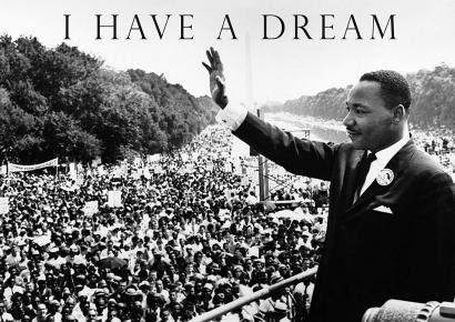 Martin Luther King Jr: Pemimpin yang Berhati Melayani