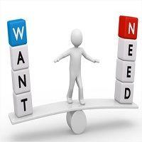 Apakah Pengeluaran Anda Didasarkan pada Kebutuhan atau Keinginan?