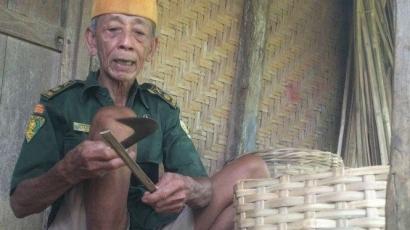 Kisah Seorang Veteran di Gubug Tua