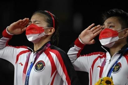 Catatan Badminton | Ketika Tekanan Olimpiade Tokyo Mampu Diatasi