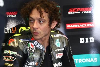Rossi Resmi Pensiun dari MotoGp, Tragedi Sepang Jadi Kenangan Pahit