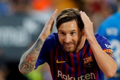 Lionel Messi dan Angka-angka Penting