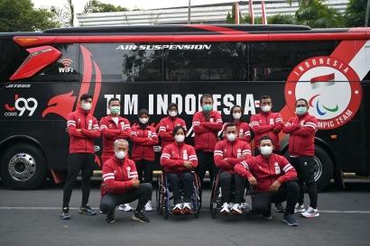 Perjuangan Tim Para Atletik Indonesia dalam Paralympic Games Tokyo 2020