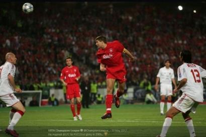 Jelang Laga Klasik Liverpool Kontra AC Milan, Berikut Head to Head Kedua Tim