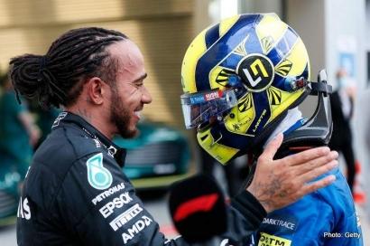 Tidak Patuh Anjuran Team, Lando Norris Gagal Juara di Russian GP F1