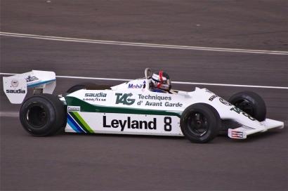 Williams FW07, Mobil F1 yang Membuat Williams Merasakan Kemenangan Pertama Kali