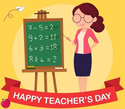 Pantun | Hari Guru Sedunia