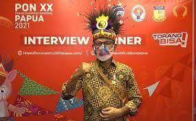 PON Papua, 5G untuk Papua, dan Johnny Plate