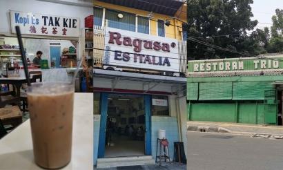 Jelajah Resto Tempo Doeloe di Djakarta