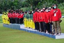 Gambar Artikel Bali Juara Umum Cabang Olahraga Cricket PON Papua 2021