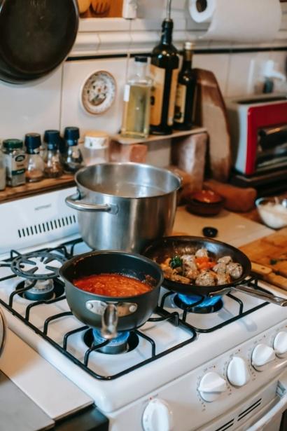 Dimulailah dari Dapur Kita