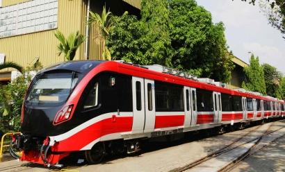 Sederet Keunggulan LRT Jabodebek Buatan INKA