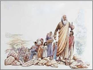 Israel adalah Bangsa Pilihan Allah