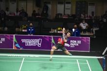 Gambar Artikel Jawa Barat Juara Umum Cabang Olahraga Bulutangkis PON Papua 2021