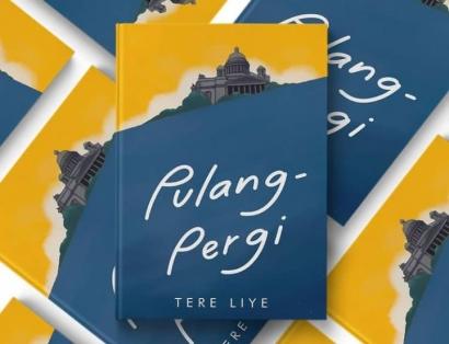 "Review Novel ""Pulang Pergi"" Karya Tere Liye"