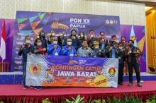 Gambar Artikel Jawa Barat Juara Umum Cabang Olahraga Catur PON Papua 2021
