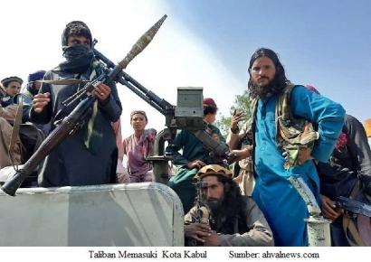 Pandangan Dunia Luar Atas Afghanistan Berkaitan dengan Modernisasi Islam