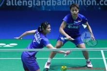 Gambar Artikel 6 Wakil Indonesia Lolos ke Babak Kedua Victor Denmark Open 2021