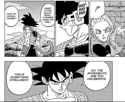 "Baca ""Dragon Ball Super"" Chapter 77: Alasan Bardock Menyelamatkan Granolah"