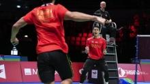 Gambar Artikel The Minions Tumbang, Jojo Tantang Momota, dan Greysia/Apriyani Berpeluang Juara Denmark Open 2021