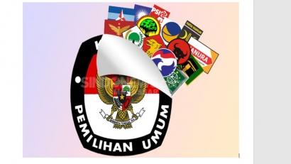 "Road to Senayan: Partai Politik ""3 Besar-Papan Tengah-Degradasi dan Play-off"" di Pemilu 2024"
