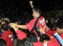 Gambar Artikel Lewat Pesan Menyentuh, Pahlawan Tim Thomas 2002 Serahkan Tongkat Estafet Juara ke Tim Thomas 2020