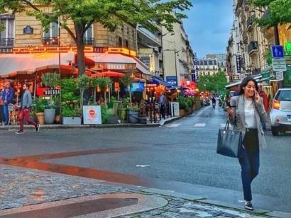 Tampil Chic A La Parisienne, Tips Ini Bisa Dicoba
