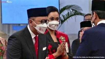 Selamat, Rosan Perkasa Roeslani Dilantik Presiden Jokowi sebagai Dubes RI Untuk AS