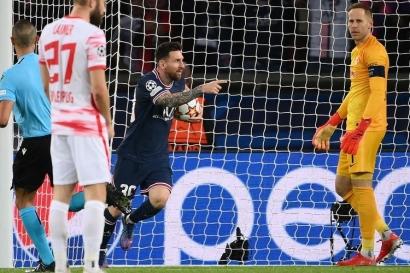 Messi vs Marseille: Mandul, Terisolasi, Kebanting dan Digoyang Payet