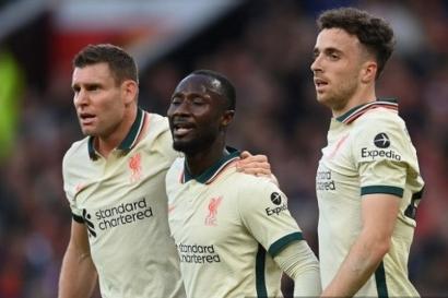 Faktor Pembeda dalam Kemenangan Besar Liverpool atas Setan Merah