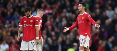 Ronaldo Ngamuk, Suporter Pulang Awal, dan 5 Fakta Skor 0-5 di Old Trafford