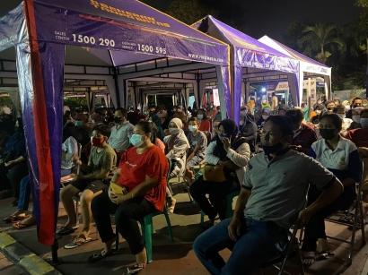Vaksin Asyik ala Jakarta! Penuh Doorprize