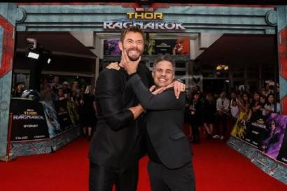 """Curhat Chris Hemsworth dan Mark Ruffalo Sempat Berpikir Mereka """"Dibuang"""" dari MCU"""