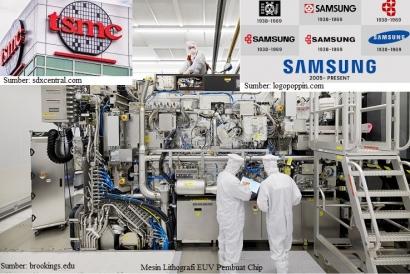 """Bisakah TSMC dan Samsung Terhindar dari Perangkap """"National Defense Production Act"""" AS"""