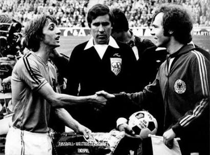 Frans Beckenbauer Pilih Garuda, Raih Gelar Juara Dunia