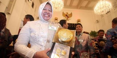 Ibu Risma, Menolak Nyapres 2014, Sikap yang Sangat Mulia...