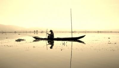 Rawa Pening, keindahan telaga di selatan Ambarawa