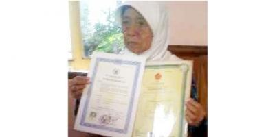 Cerita Duka Di HUT Kemerdekaan, 22 Tahun Gagal Urus Pensiunan Janda Veteran