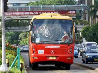 Transjakarta Tetap Beroperasi di Hari Buruh