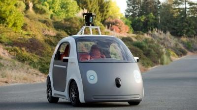 """Kapan Bisa Lihat Mobil """"Self-Driving"""" di Jalan?"""