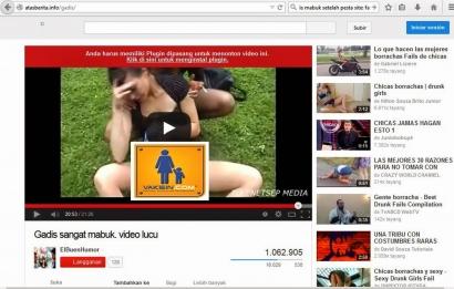 Cara Menghapus Virus Video Mesum Gadis Mabuk dari Facebook Anda