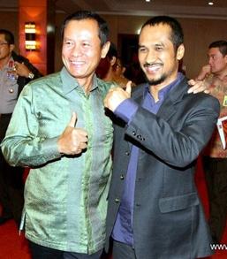 Duet Maut Samad dan Sutarman Hentikan Langkah BG