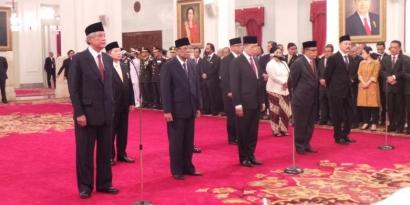 "Wantimpres ""Gerogoti"" Hak Prerogatif Presiden Jokowi"