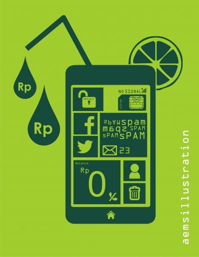 """Let's Fix Our Phone Rights """"Cukup Sudah Konsumen Menjadi Korban industri Telekomunikasi"""""""