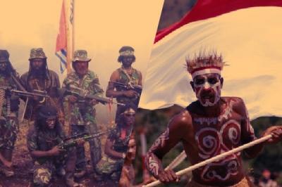 Organisasi Papua Merdeka Ancam Indonesia Perang Terbuka, Netizen Marah Besar